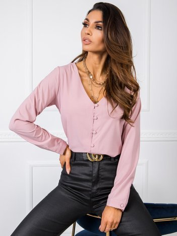 Jasnofioletowa bluzka Daisy RUE PARIS