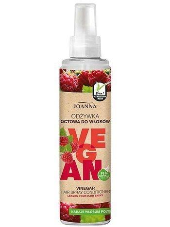 Joanna VEGAN Odżywka octowa w sprayu ułatwiająca rozczesywanie 150 ml