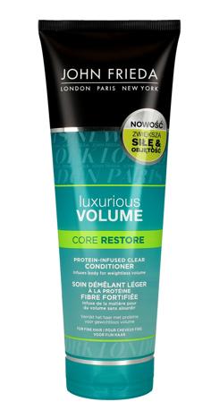 """John Frieda Luxurious Volume Odżywka wzmacniająca i zwiększająca objętość Core Restore  250ml"""""""