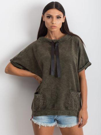 Khaki bluzka Affordability