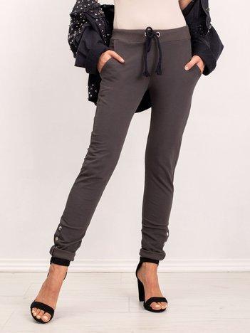 Khaki spodnie Best