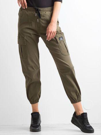Khaki spodnie Boyhood