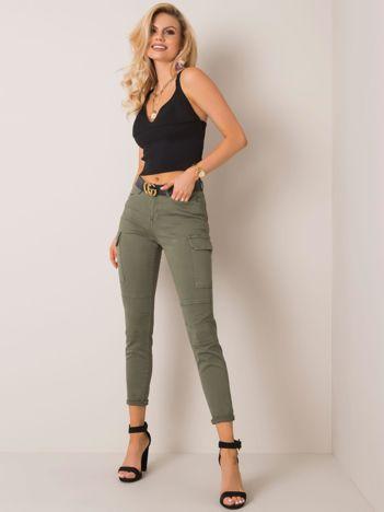 Khaki spodnie Chicago SUBLEVEL
