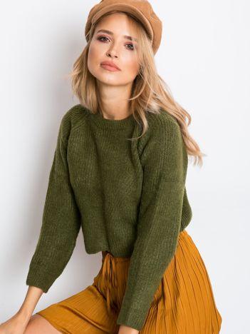 Khaki sweter Bounty