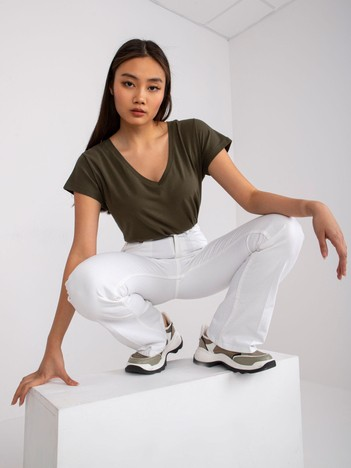 Khaki t-shirt Emory