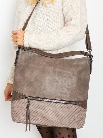 Khaki torba na ramię