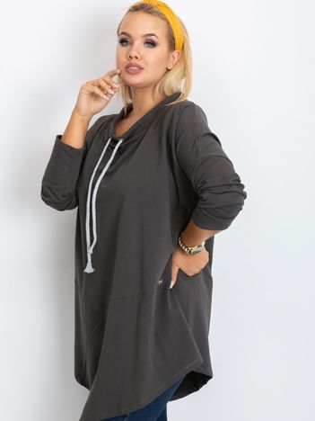 Khaki tunika plus size Move