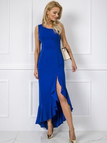 Kobaltowa sukienka Danielle
