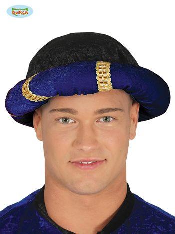 Kobaltowy turban
