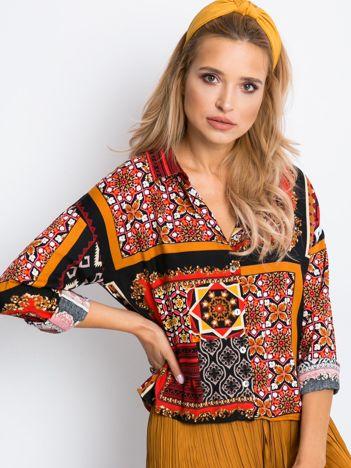 Kolorowa bluzka Sandy