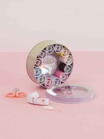 Kolorowy mini zestaw do szycia