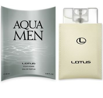 LOTUS 001 Aqua Men woda perfumowana 20 ml