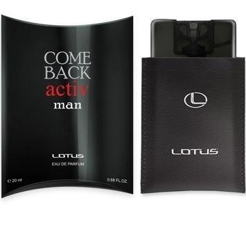 LOTUS 072 Come BACK Activ MAN woda perfumowana 20 ml