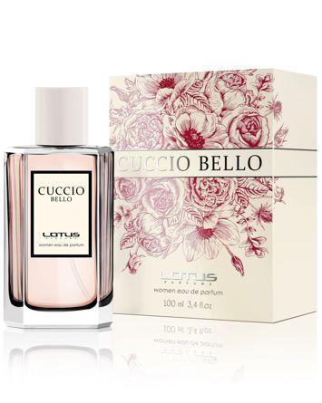 LOTUS 193 Cuccio Bello eau de parfum woda perfumowana dla kobiet 100 ml