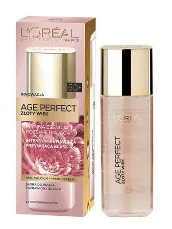 L'Oréal Age Perfect Złoty Wiek Płynna Esencja Rozświetlająca 125 ml