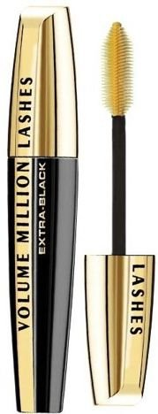 L'Oreal Mascara Volume Million EXTRA BLACK 10,5 ml