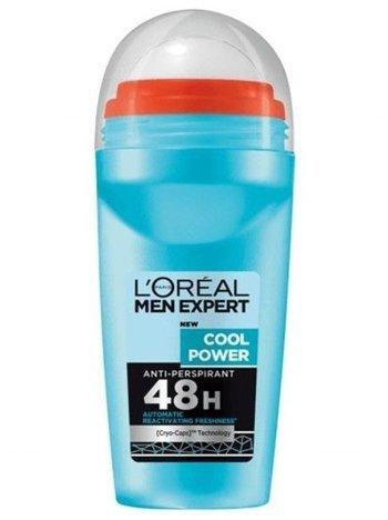 L'Oréal Men Expert Cool Power Antyperspirant XXL Roll-On 50 ml