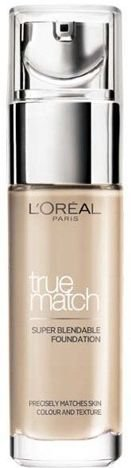 L'Oreal Podkład True Match W3 Golden Beige 30 ml