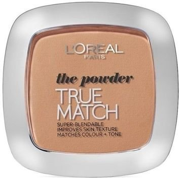 L'Oreal True Match Powder puder matujący nr W5 golden sand 57 g