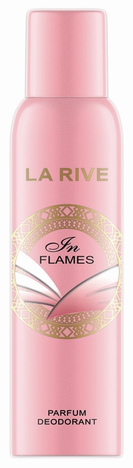 """La Rive for Woman In Flames Dezodorant spray  150ml"""""""