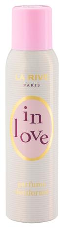 "La Rive for Woman In Love dezodorant w sprau 150ml"""