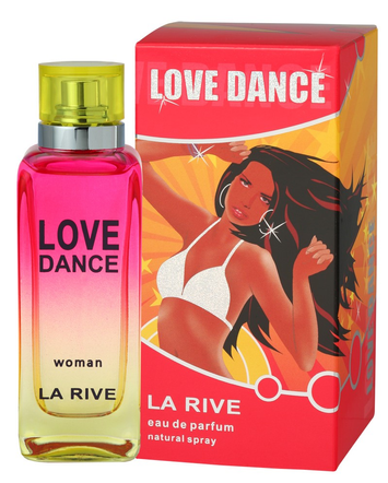 "La Rive for Woman LOVE DANCE Woda perfumowana 90ml"""