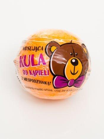 LaQ Kule do kąpieli Kula do kąpieli z niespodzianką - pomarańczowa