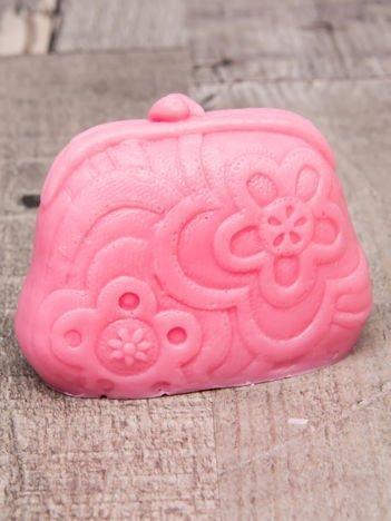LaQ Mydełko różowa portmonetka bez SLS i SLES