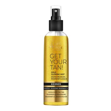 """Lift 4 Skin Get Your Tan Złota Mgiełka rozświetljąca - każdy rodzaj karnacji  150ml"""""""