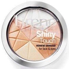 Lirene Shiny Touch Mineralny rozświetlacz 9 gr