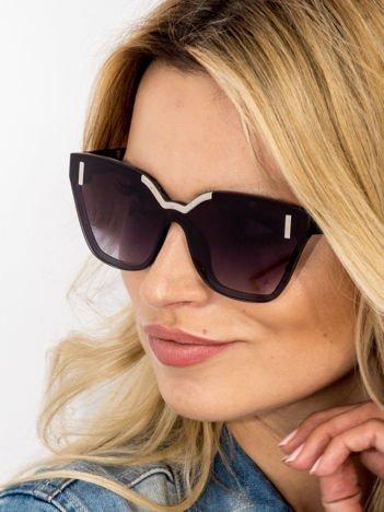 MANNINA Okulary przeciwsłoneczne + miękkie etui gratis