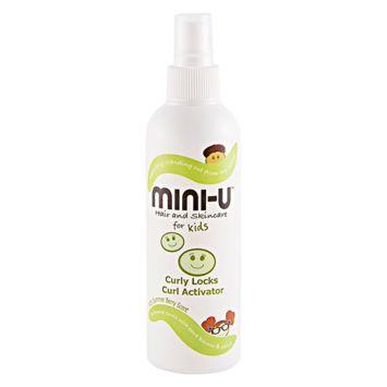 MINI-U Spray do loków 250 ml.