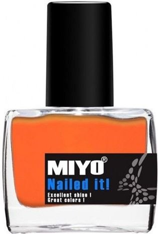 MIYO Lakier do paznokci NAILED IT! 50 8 ml