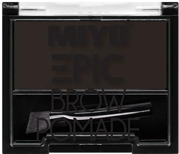 MIYO Pomada do brwi EPIC BROW POMADE no.02 rebellious brown 4,5 g