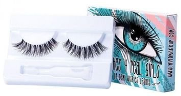 MIYO rzęsy FALSE LASHES 4 REAL GIRLS