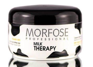 MORFOSE MILK THERAPY Mleczna maska odżywczo-nawilżająca 500 ml