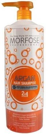 MORFOSE SZAMPON ARGANOWY do włosów suchych i zniszczonych 1000 ml