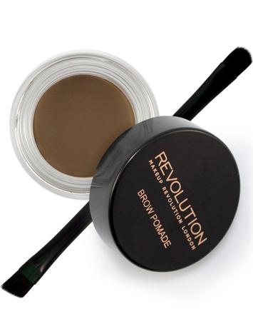Makeup Revolution Brow Pomade Pomada do brwi Medium Brown 2,5 g