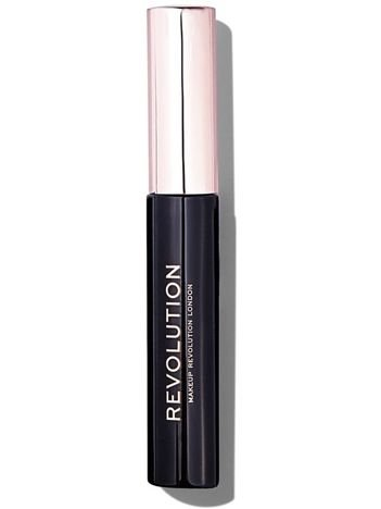 Makeup Revolution Brow Tint Żel peel off do brwi Taupe