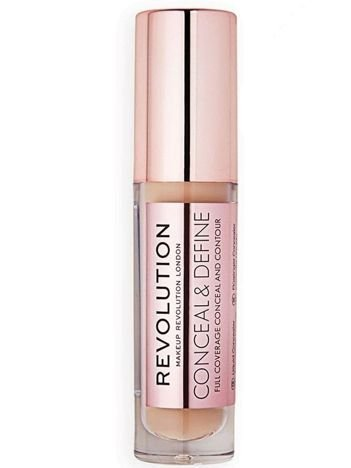Makeup Revolution Conceal and Define Korektor w płynie C10 3,4ml