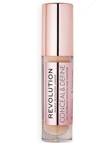 Makeup Revolution Conceal and Define Korektor w płynie C8 3,4ml