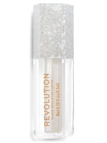 Makeup Revolution Jewel Collection Lip Topper Fortune 4.5ml