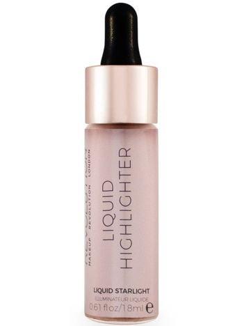 Makeup Revolution Liquid Highlighter Rozświetlacz w płynie Liquid Starlight 18 ml