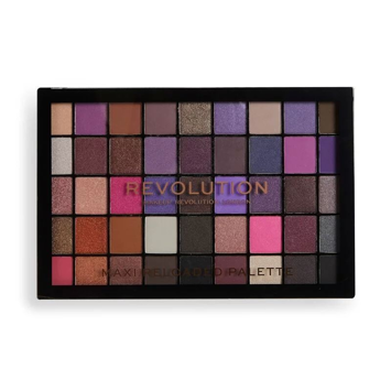 "Makeup Revolution Maxi Reloaded Palette (45) Paleta cieni do powiek Baby Grand 1 szt."""