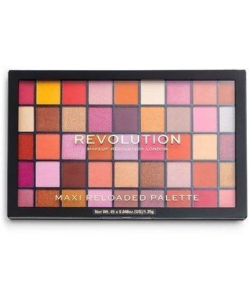 Makeup Revolution Paleta 45 cieni do powiek Maxi Reloaded Big Big Love
