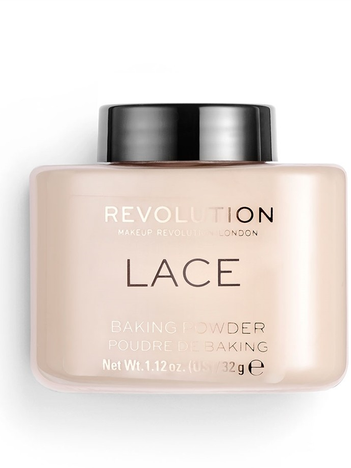 Makeup Revolution Puder sypki Loose Baking Powder Lace 32 g