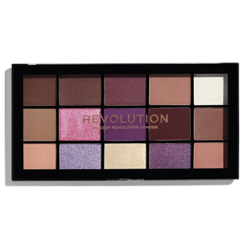 Makeup Revolution Re-Loaded Paleta cieni do powiek Visionary 16,5 g