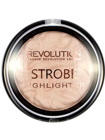 Makeup Revolution Strobe Highligter Radiant Lights Rozświetlacz do twarzy 7.5g