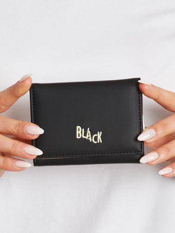 Mały czarny portfel