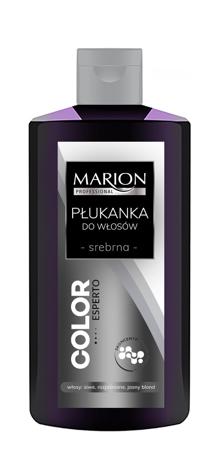"""Marion Color Esperto Płukanka do włosów Srebrna  150ml"""""""
